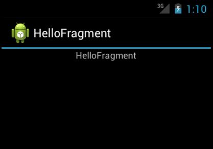HelloFragment