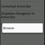 ContextMenu with dynamically added menu item