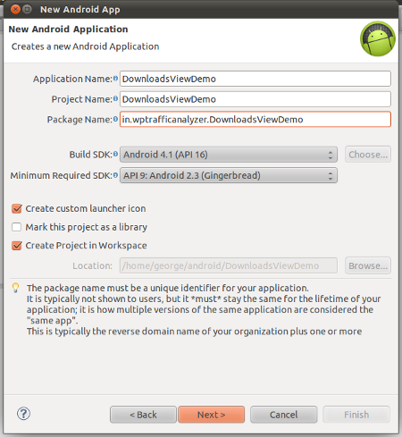 Opening Downloads List using DownloadManager in Android
