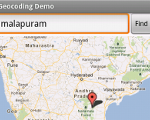 Geocoding in Action