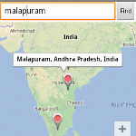 Geocoding and Google Map Android API V2