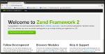 Creating a Zend Framework 2 Web Application