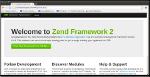 Zend Framework 2 Application
