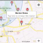 Remove Single Marker From Google Maps Android API V2